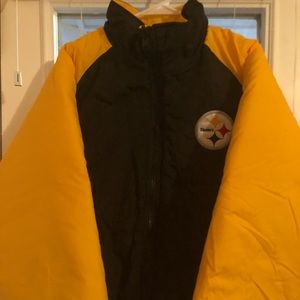 Pittsburgh Steelers Reversible Jacket/Windbreaker